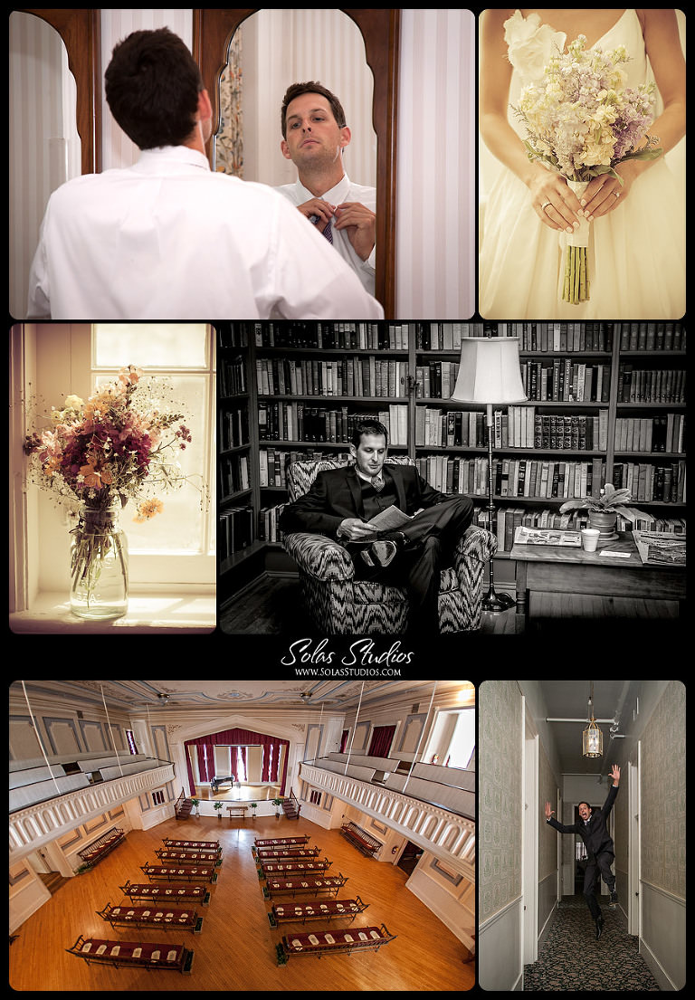 Oneida mansion house wedding