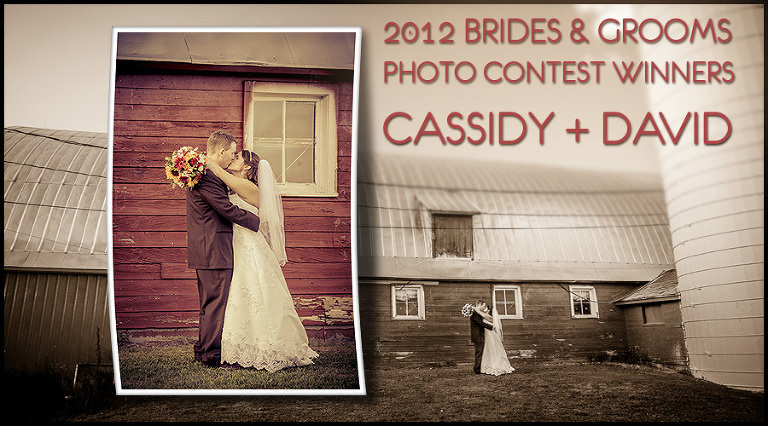 2012 Brides and Grooms Photo Contest Winner!