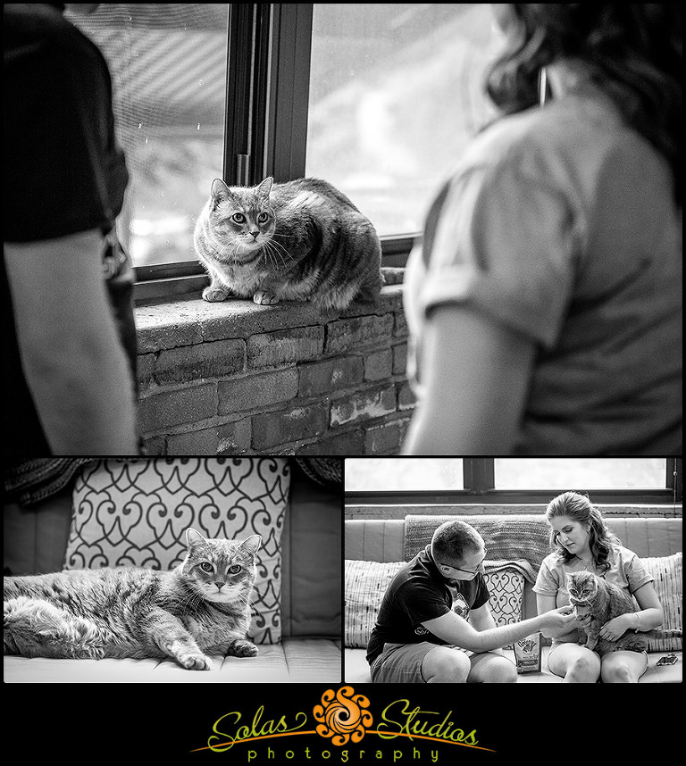 Engagement Photos with Cat Syracuse