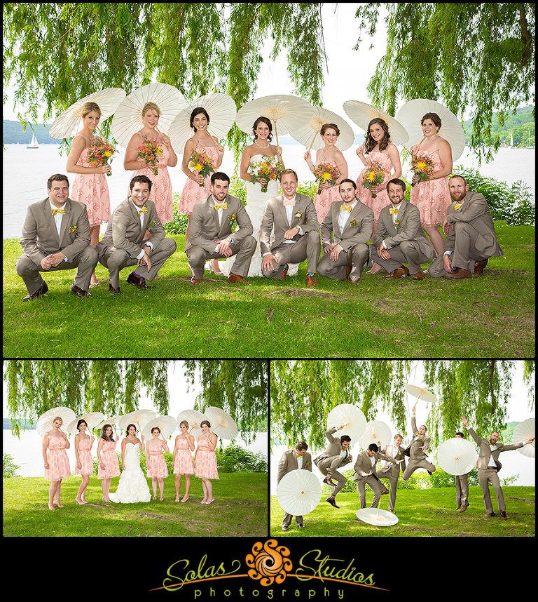 Wedding Photos Stewart Park Ithaca