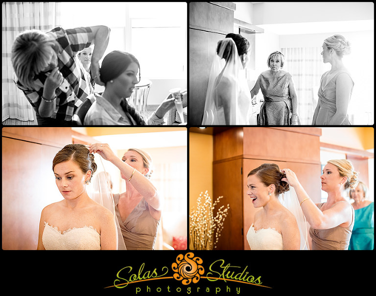 Wedding Photography Cathedral of the Immaculate Conception Syracuse