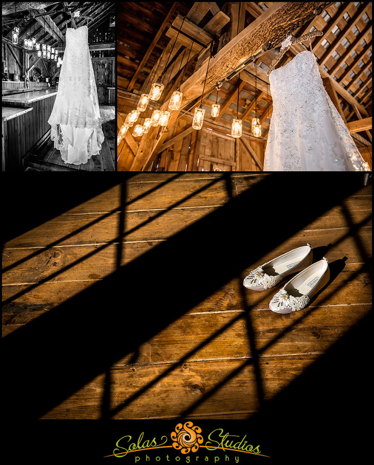 Wedding at Hayloft on the Arch in Vernon Center NY