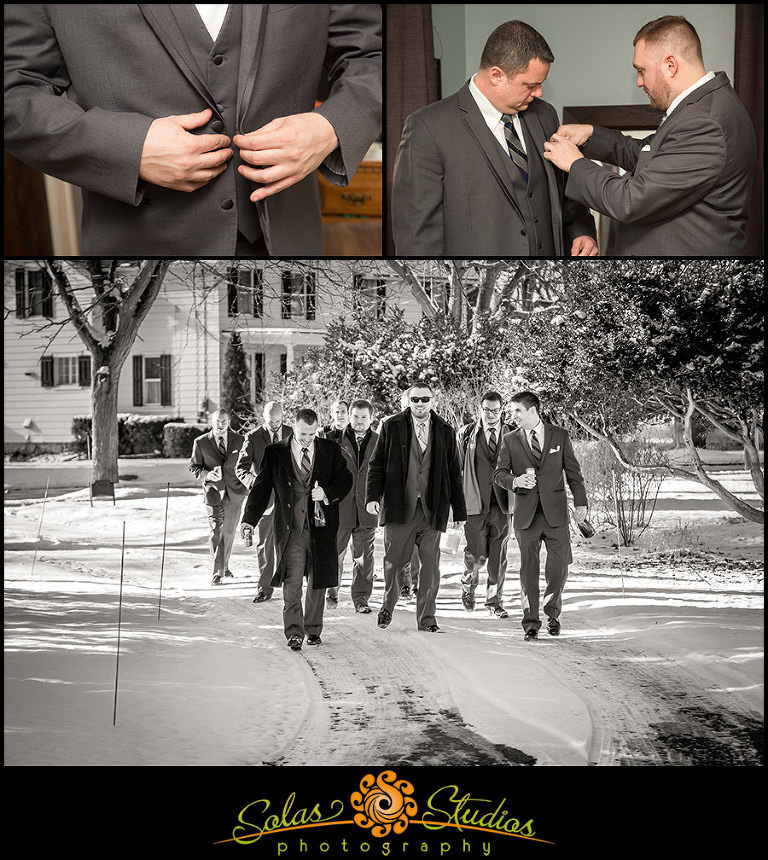 Solas Studios Wedding photos at William Smith Inn Geneva
