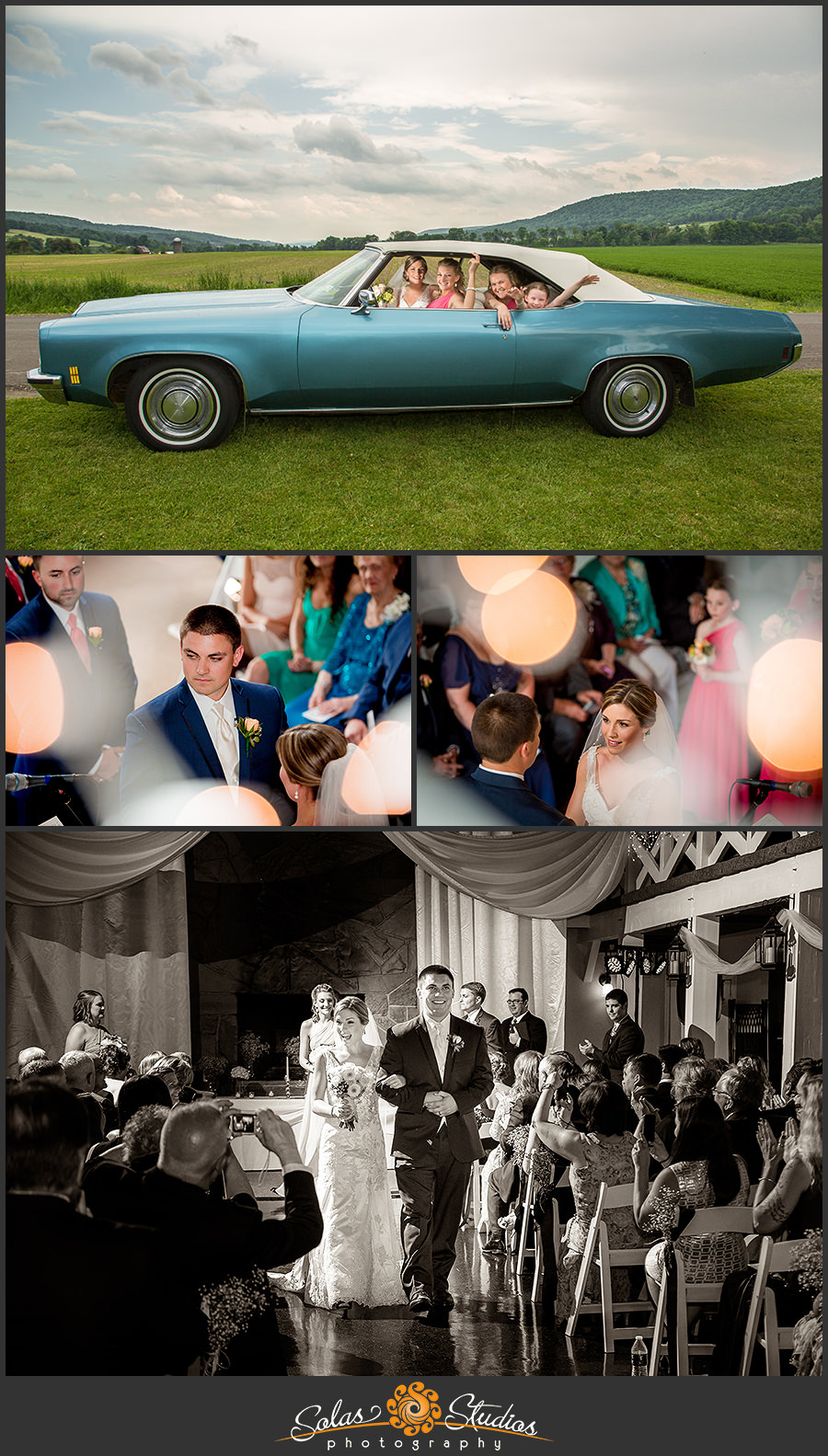 Wedding At The LakeWatch Inn Ithaca NY Erin Vinny Solas Studios Photography