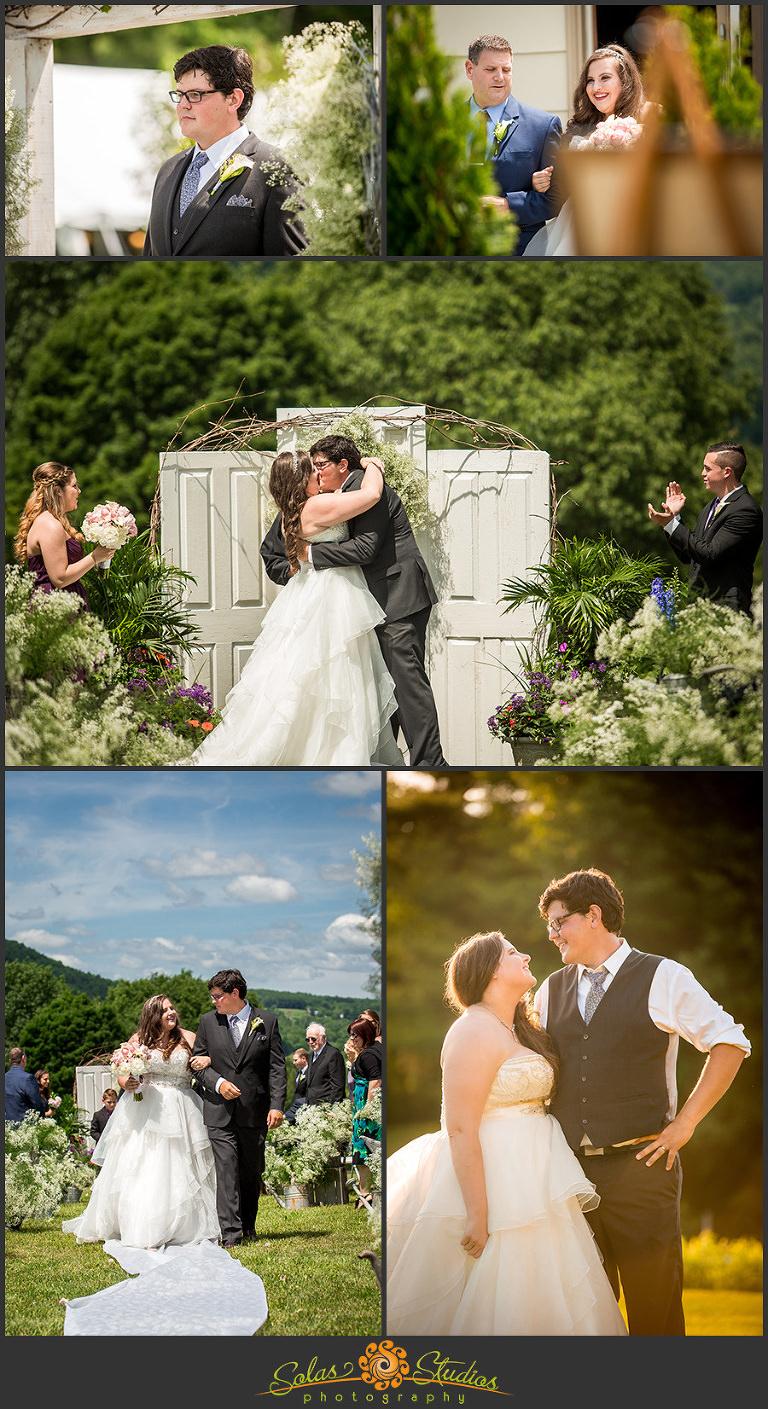 Solas Studios Photography Wedding in Unadilla, NY