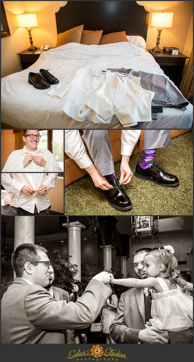 Solas Studios Wedding at The Genesee Grande, Syracuse