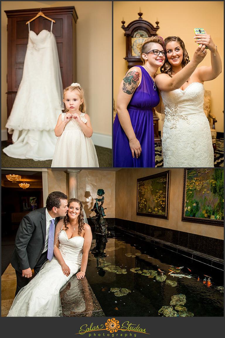 Solas Studios Wedding at The Genesee Grande, Syracuse