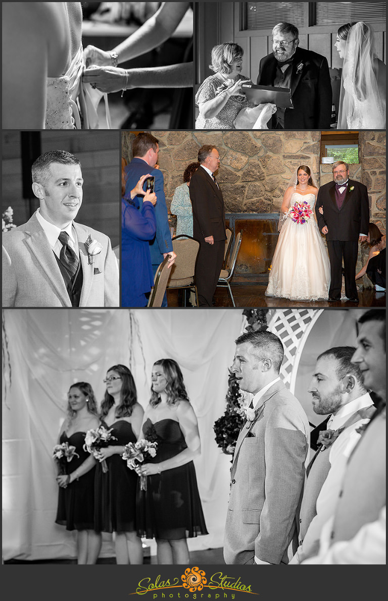 Solas Studios Wedding at the Arrowhead Lodge Brewerton