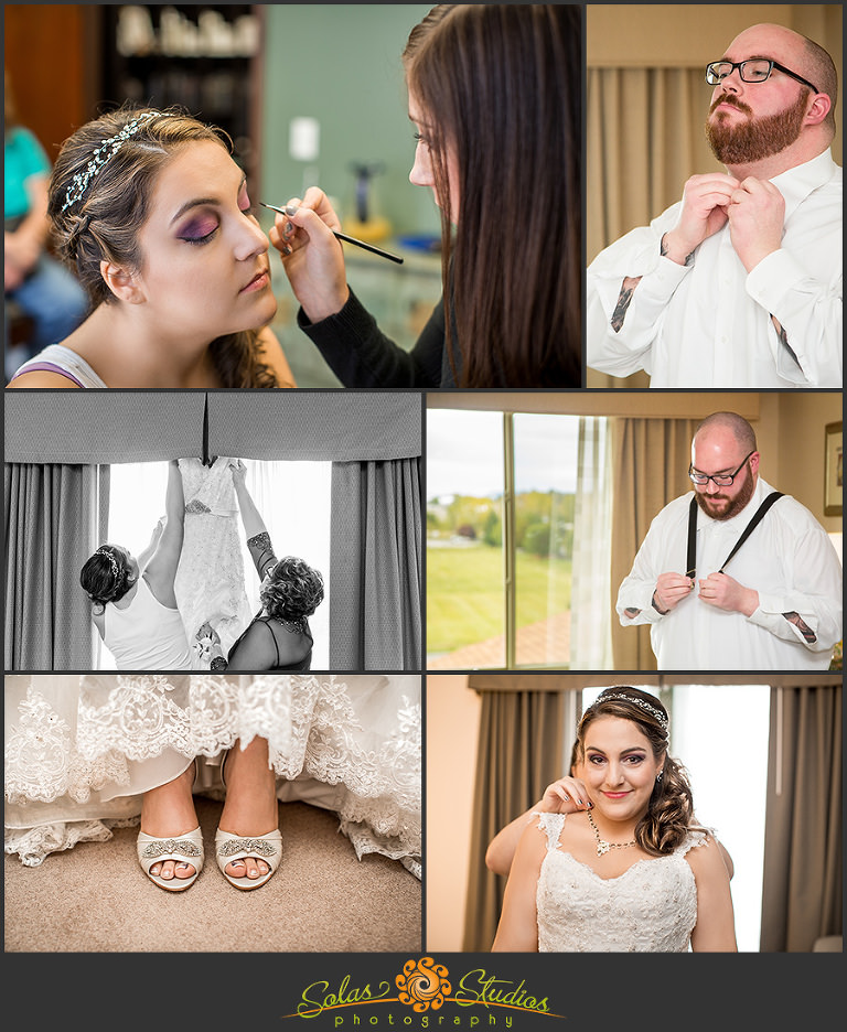 Solas Studios Wedding at The Springside Inn, Auburn