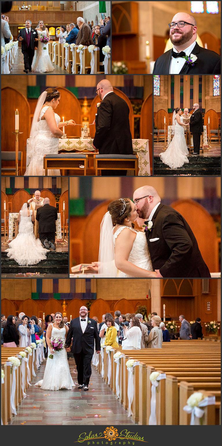 Solas Studios Wedding at The Springside Inn, Auburn