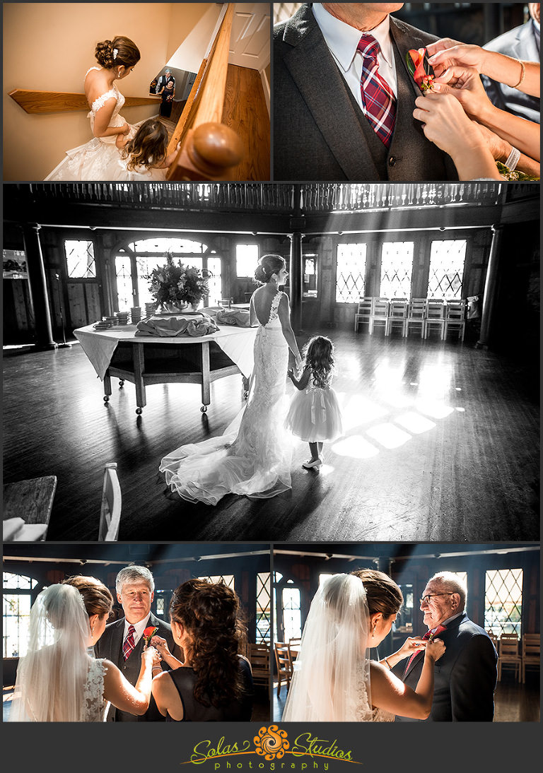 Solas Studios Wedding at Lake George Club, NY