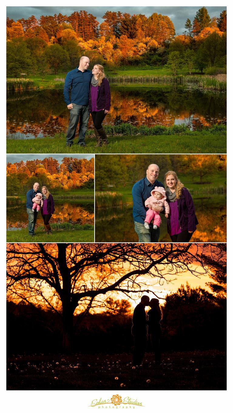 Cornell Botanic Gardens Portrait Session, Ithaca, NY ♥ Sara & Aaron ...