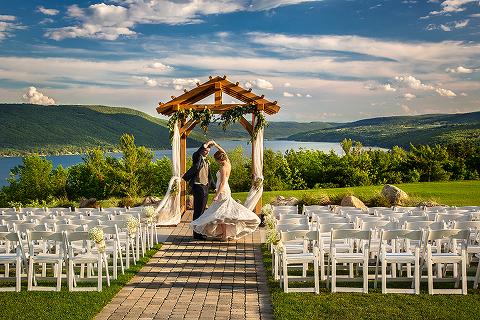 Bristol Harbour Wedding Canandaigua