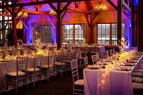 Lodge at Welch Allyn Wedding