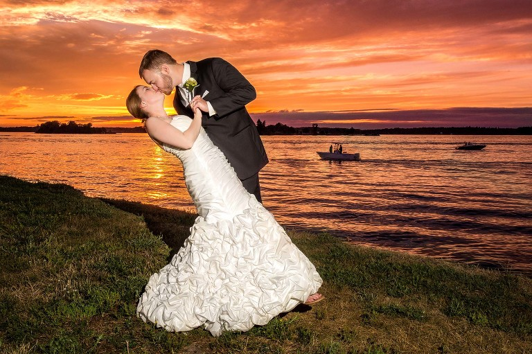 Thousand Islands Wedding