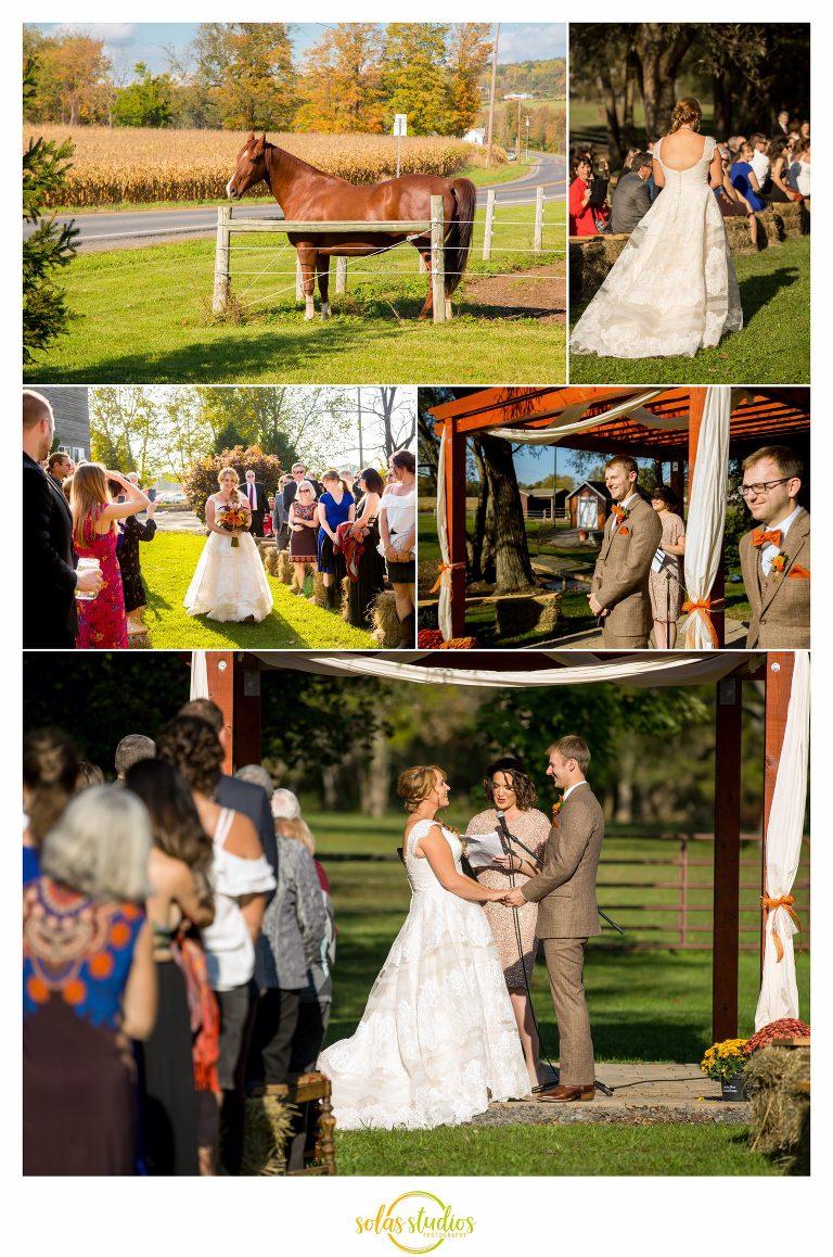 Wedding Barn At Stony Creek Burdett 3