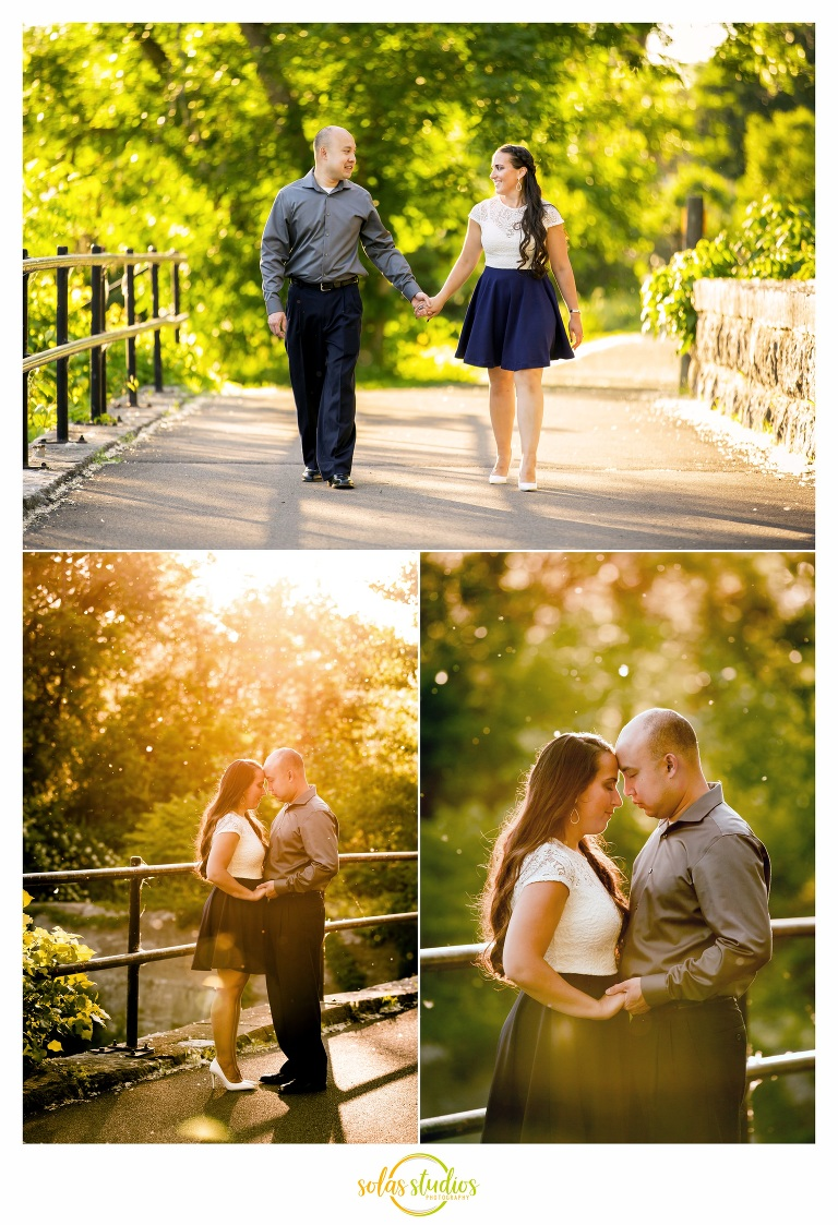 engagement session Butternut Creek Trail fayetteville 3
