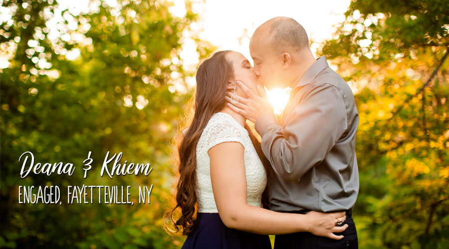 fayetteville engagement session