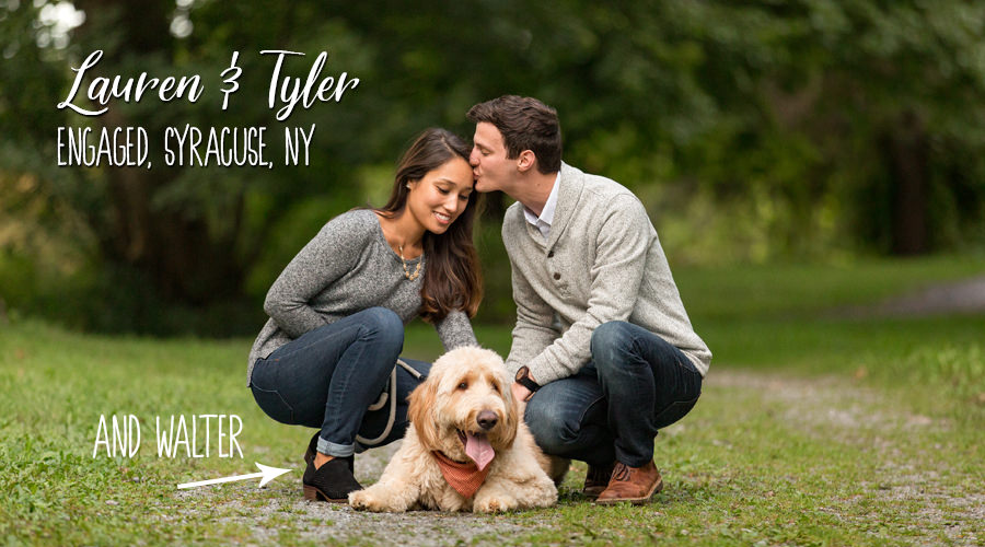 syracuse engagement session thornden park