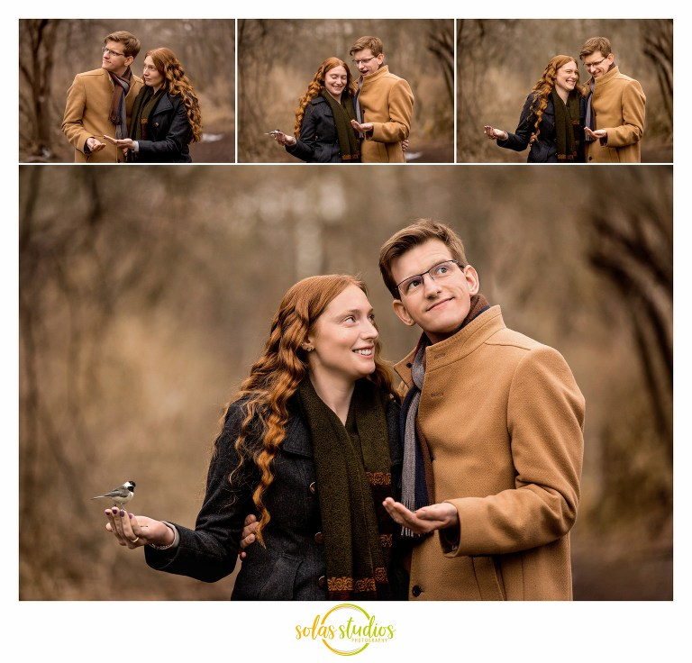 mendon ponds park engagement session schoen place 2