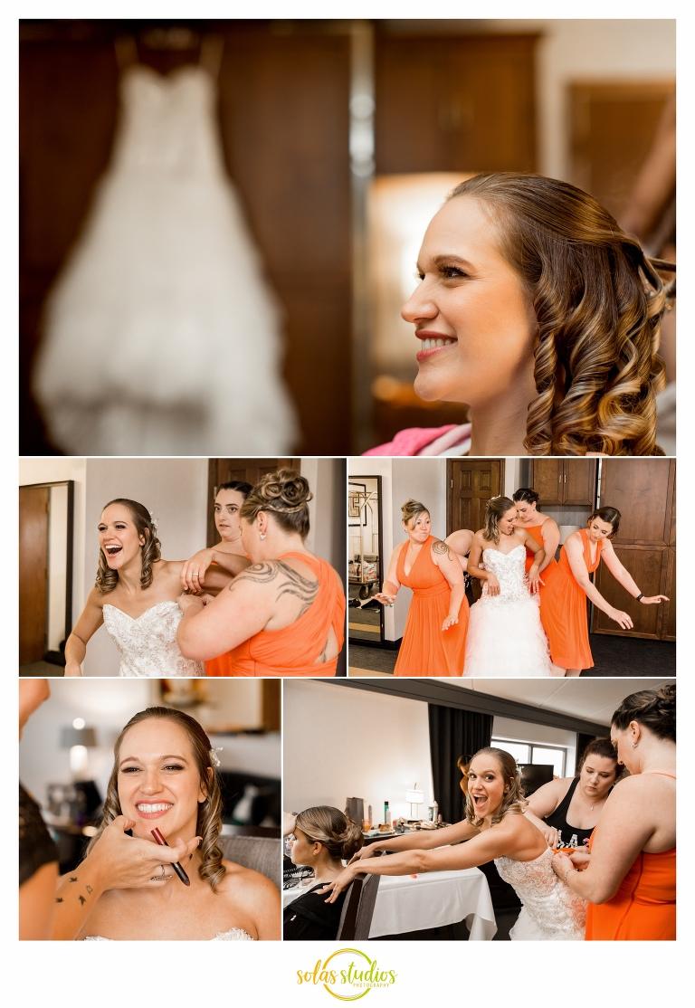 wedding at university sheraton syracuse 4