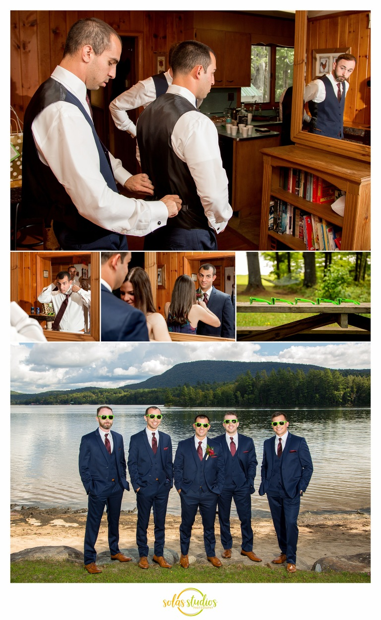 3 Oak Mountain Ski Adirondacks Wedding