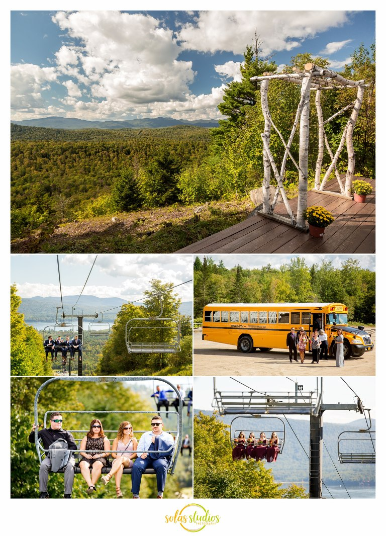 4 Oak Mountain Ski Adirondacks Wedding