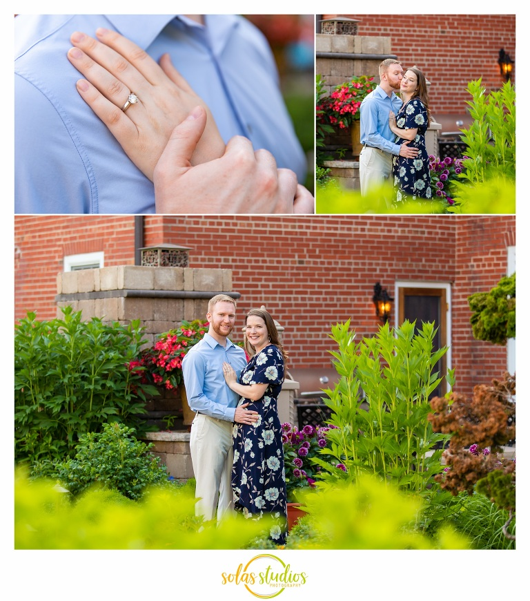 engagement session in sackets harbor 1
