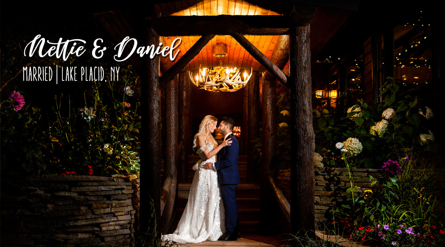 Whiteface Club and Resort Wedding