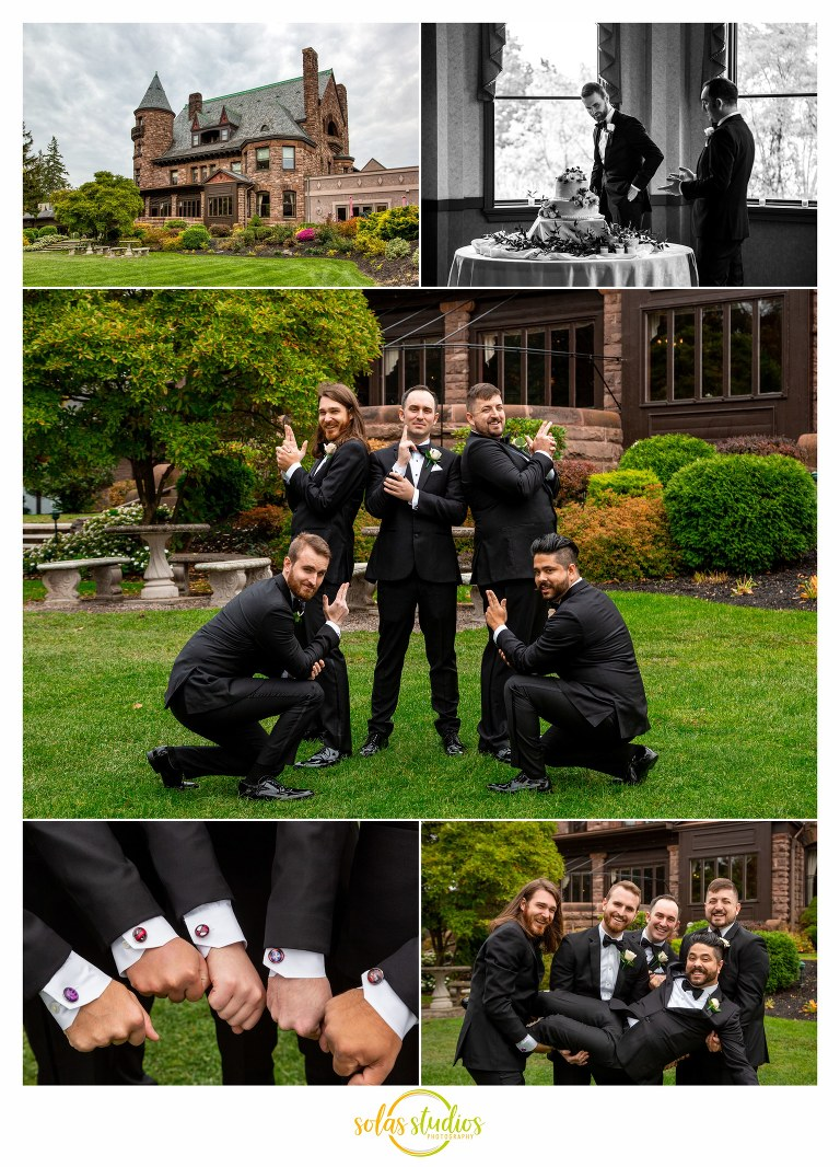 Belhurst Castle Wedding Photos Geneva NY 3 1