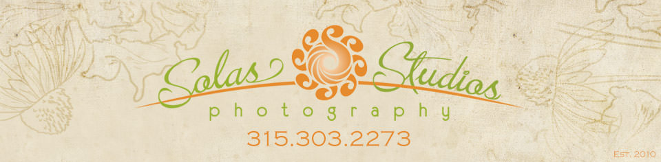 Solas Studios Photography logo